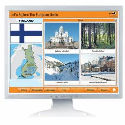 Let's Explore The European Union Interactive CD