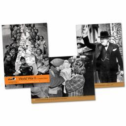 Creative History - World War II Photopack