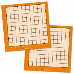 Wipeable Coordinates Grids
