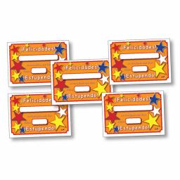 Spanish Reward Certificates