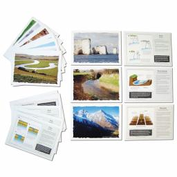 Geographical Features Cards