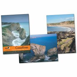 Coastlines Photopack & Activity Book