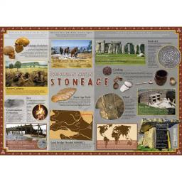 Stone Age to Iron Age Poster Set