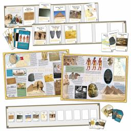 Ancient Egypt Interactive Timeline (Class Pack)
