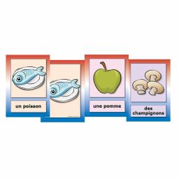 French Food & Drink Flashcards