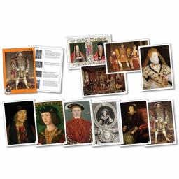 Tudor Monarchs Photopack
