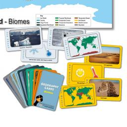 Biomes - Card Game