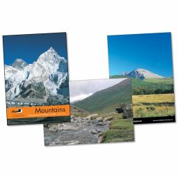Mountains Photopack & Activity Book