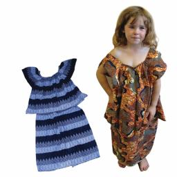 Gambian Children's Dresses