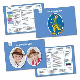 Lark in the Park Activity Cards