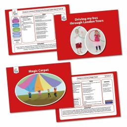 Going on a Journey Activity Cards