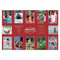 Exercise is Good For You! poster