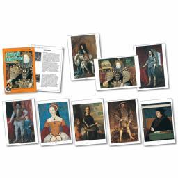 Portrait Detectives: Tudor & Stuart Portraits As Historical Evidence Photopack