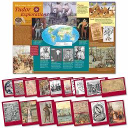 Tudor Exploration Poster & Photopack