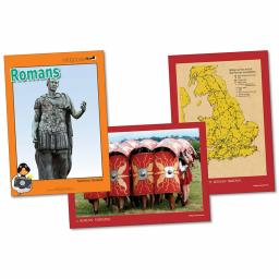 Romans in Britain photopack
