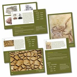 Rocks, Soil & Fossils photopack