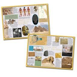 Ancient Egypt Poster Set