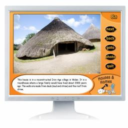 Houses & Homes Digital Photopack
