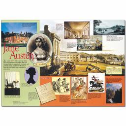 Jane Austen Poster