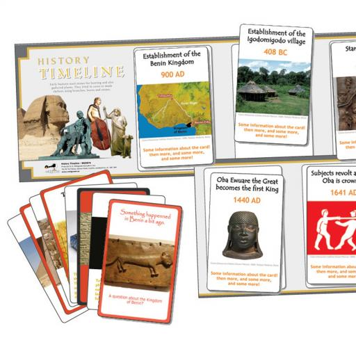 Kingdom of Benin Interactive Timeline