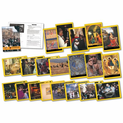 Christianity Photopack & Activity Book