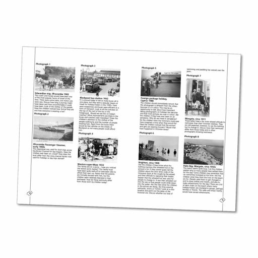 Seaside Holidays In The Past Photopack