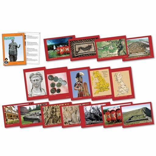 Romans in Britain photopack