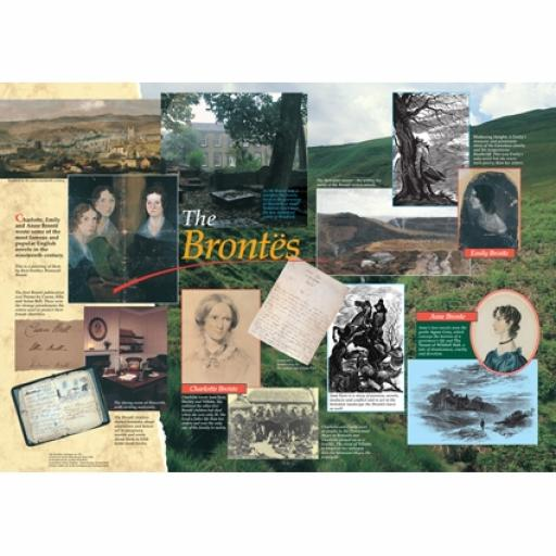 The Brontes Poster