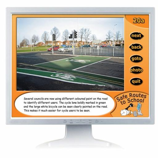 Safe Routes To School Digital Photopack