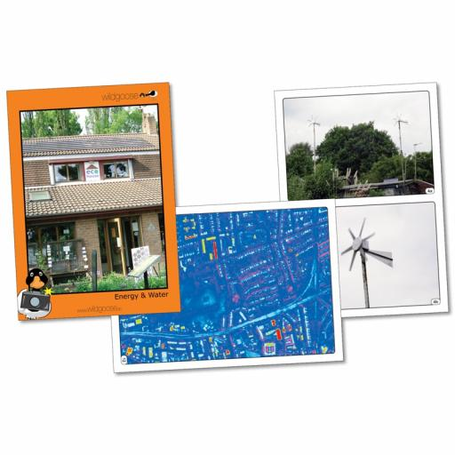 Eco Schools: Energy & Water Photopack