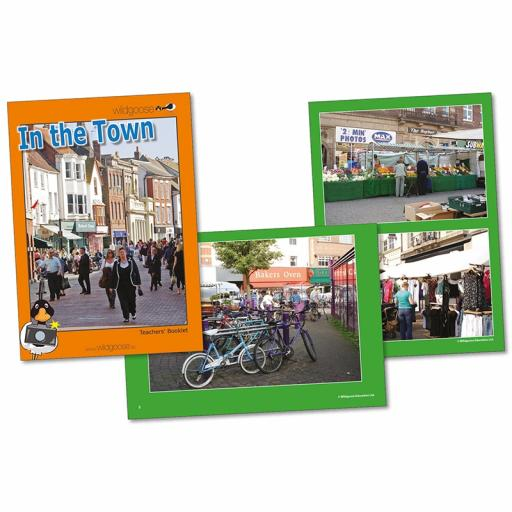 In The Town Photopack