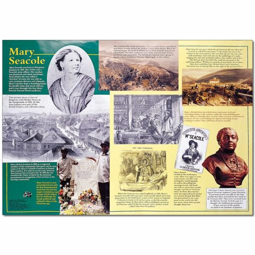 Mary Seacole Poster