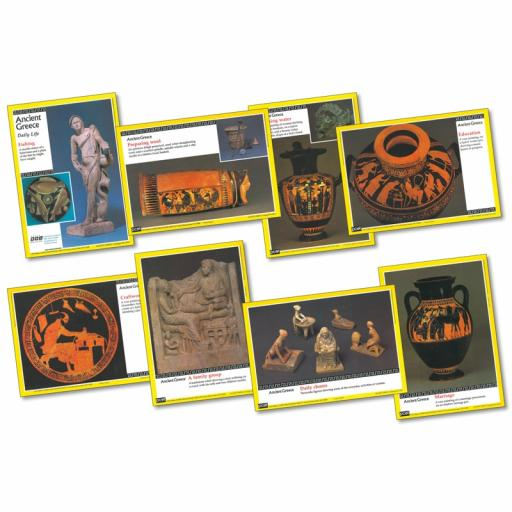 Ancient Greece Daily Life Photopack