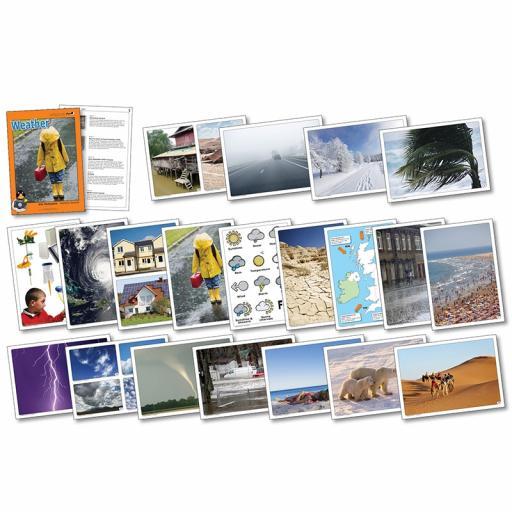 KS1 Weather Photopack