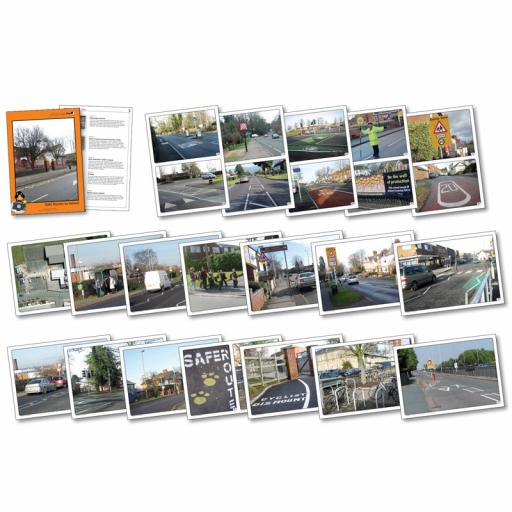 Safe Routes To School Photopack
