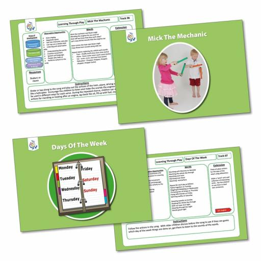 Learning Through Play Activity Cards