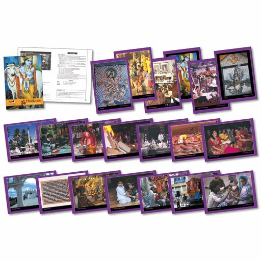 Hinduism Photopack & Activity Book