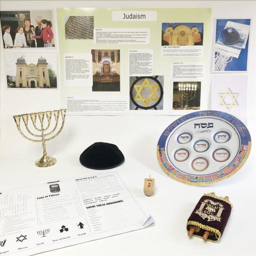 Judaism Artefacts Pack