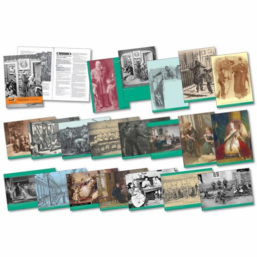 Creative History - Victorians Photopack
