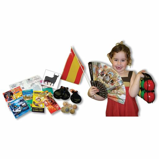 Cosas Espanolas - Spanish Activity Pack