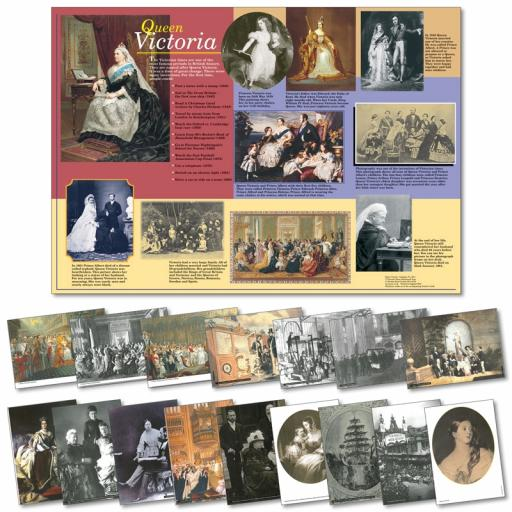Queen Victoria Photopack & Poster