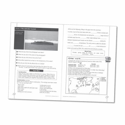 Weather UK Photopack & Activity Book