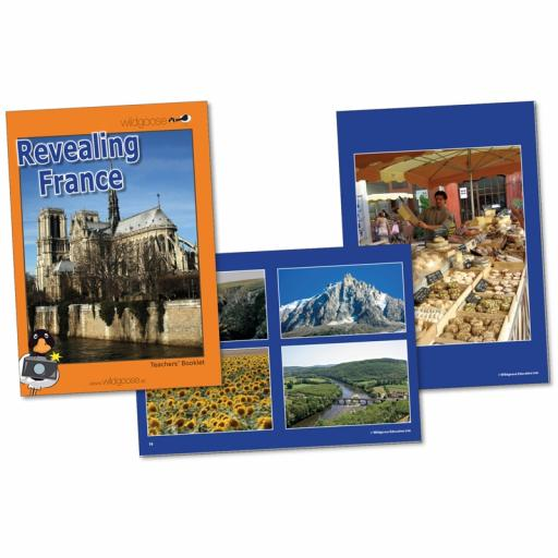 Revealing France Photopack