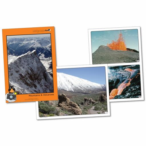 Mountains and Volcanoes Photopack