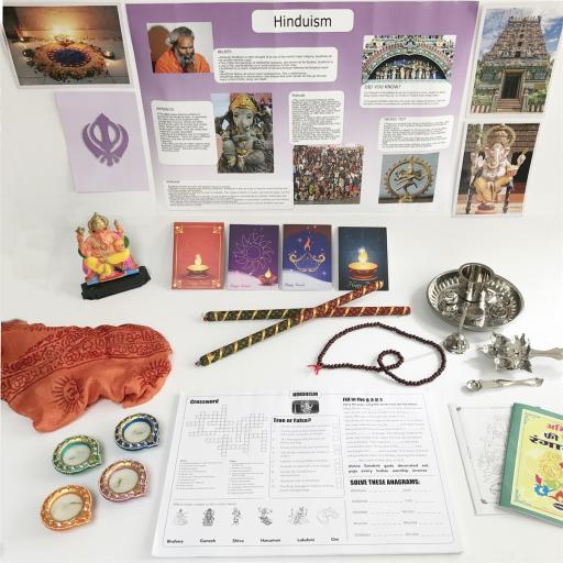 Hinduism Artefacts Pack