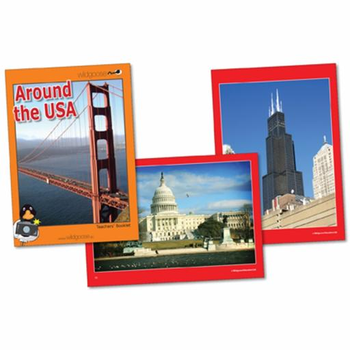 Around the USA photopack