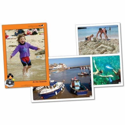 At The Seaside Photopack