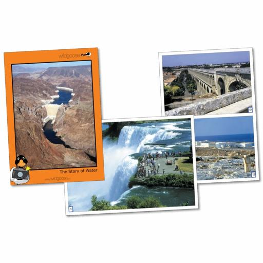 The Story of Water Photopack