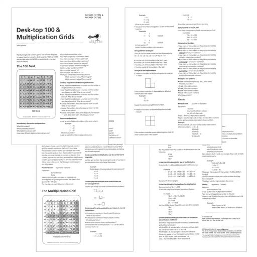 Children's 100 Grids