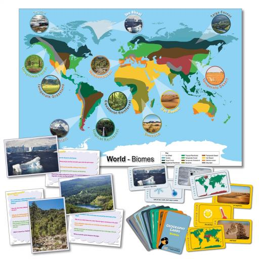 Thinking About Geography - Biomes